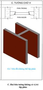 trường chữ h